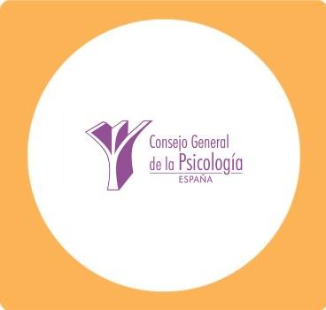 Logo consejo general de psicología