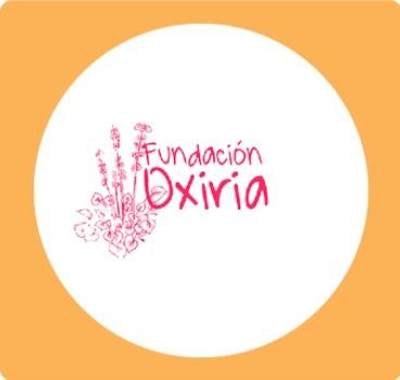 Logo fundación oxiria