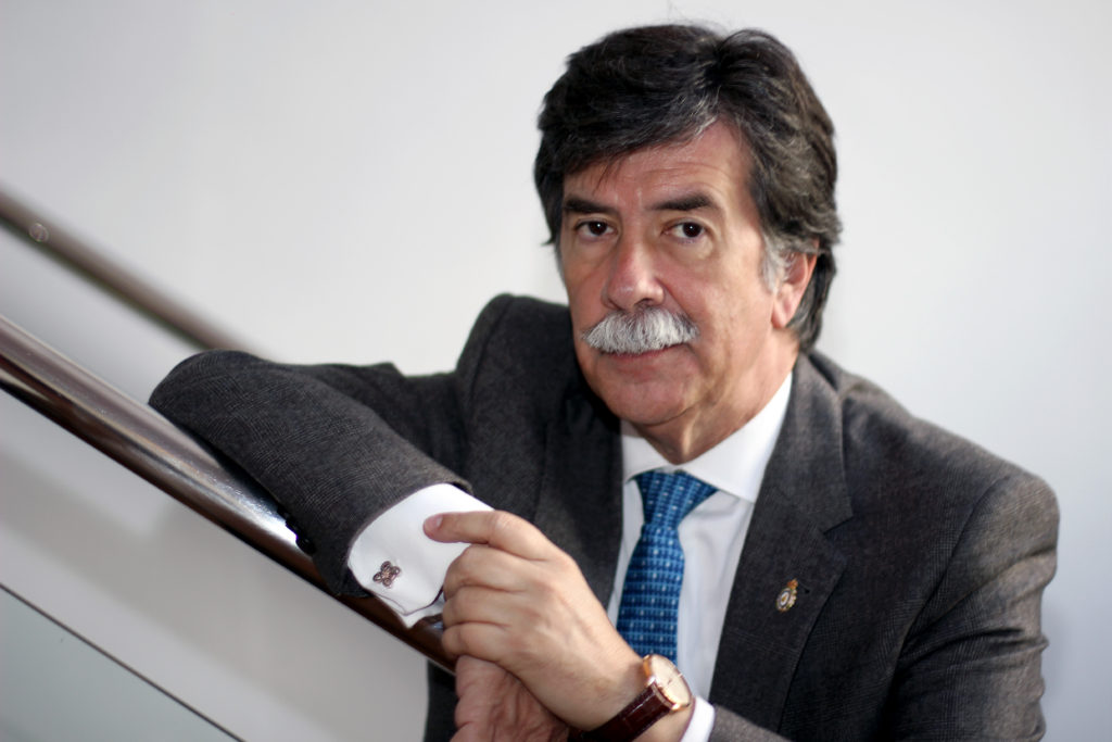 Javier Urra Jornada CEDDD salud mental pediátrica