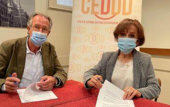 El CEDDD amplía su asociación con la adhesión de la Fundación ASAM Familia, del ámbito de la salud mental